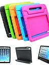 Case For Apple iPad Air Full Body Cases Solid Colored Hard PU Leather for Apple