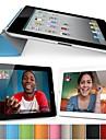 DF Pure Color Auto Sleep/Wake Up PU Folding Cover for iPad Mini 1/2/3 (Assorted Colors)