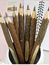 madeira ecológica caneta esferográfica