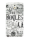 The Beatles Pattern Thin Hard Case Cover for Samsung Galaxy Note 3