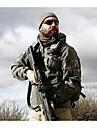 Hunting Jacket Keep Warm Waterproof Men\'s Solid Jacket Softshell Jacket Winter Jacket Hoodie Top for Camping / Hiking Spring Winter
