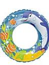 yitour ® engrossar anel de natacao para criancas w58245 (cor aleatoria)