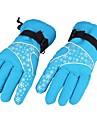 Лыжные перчатки Муж. Жен. Полный палец Сохраняет тепло Шерсть Катание на лыжах Велосипедный спорт/Велоспорт Зима