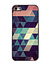 Para iPhone 8 iPhone 8 Plus Capinha iPhone 5 Case Tampa Estampada Capa Traseira Capinha Estampa Geométrica Rígida PC para iPhone 8 Plus