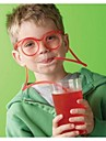 Wacky Creative Arts Straws (Random color)