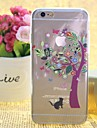 Case For iPhone 6s Plus iPhone 6 Plus iPhone 6s iPhone 6 iPhone 6 iPhone 6 Plus Transparent Back Cover Tree Soft TPU for
