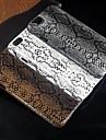 Pour Coque iPhone 6 / Coques iPhone 6 Plus Relief Coque Coque Arriere Coque Couleur Pleine Dur PolycarbonateiPhone 6s Plus/6 Plus /