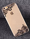 Beautiful Lace TPU Soft Case for iPhone 5/5S