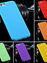 BIG D Silica Gel Fashion Soft Back Case for iPhone 6/6S (Assorted Color)