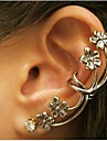 Women's Ear Cuffs Statement Jewelry Punk Alloy Jewelry For Wedding Party Daily Casual