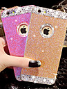 Case For Apple iPhone X iPhone 8 iPhone 6 iPhone 6 Plus Rhinestone Back Cover Glitter Shine Hard PC for iPhone X iPhone 8 Plus iPhone 8