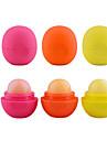 Primer para Lábio Molhado Bálsamo Humidade Rosa / Amarelo / Dourado 3 3GS
