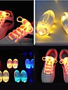 Light Up Shoe Laces Glow Stick LED Shoes Shoelaces Dark Wedding Party DISCO (Multicolor)
