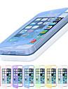iphone 4 / 4s / iphone 4, совместимые сплошной цвет полные случаи тела