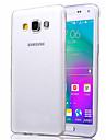 ультра-тонкий прозрачный защитный ТПУ мягкий чехол для Samsung Galaxy a5