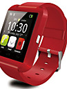 Bluetooth Smart Watch WristWatch WU8  Watch for Samsung  HTC LG Huawei Xiaomi Android Phone Smartphones
