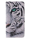 For Samsung Galaxy Case Wallet / Card Holder / with Stand / Flip Case Full Body Case Animal PU Leather Samsung S6