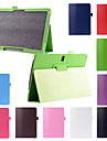 Case For Tab S 10.5 Samsung Galaxy Samsung Galaxy Case with Stand Flip Full Body Cases Solid Color PU Leather for