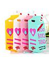 silicone estilo caixa de leite classico material para iphone 6s 6 mais