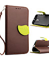 Case For Motorola Motorola Case Card Holder Wallet with Stand Flip Full Body Cases Solid Color Hard PU Leather for