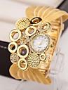 Women Watches Gold Watch Women Fashion Alloy Crystal Bracelet Quartz Watch Montre Femme Cool Watches Unique Watches