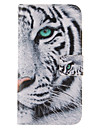 Pour Samsung Galaxy Coque Portefeuille Porte Carte Avec Support Clapet Coque Coque Intégrale Coque Animal Cuir PU pour Samsung J7 J5