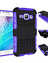 Case For Samsung Galaxy Samsung Galaxy Case Shockproof with Stand Back Cover Armor PC for Young 2 J1 Grand Prime Core Prime Ace 4