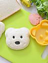 Silicone Creative Kitchen Gadget Bread DIY Mold