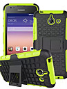 2 in 1 Durable Shock Proof Armor Hybrid tyre Case For Huawei Ascend Y550 Heavy Duty Stand Back Cover(Assorted Colors)