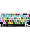 xskn фотошоп пс куб.см силиконовый чехол кожа клавиатуры для MacBook Pro воздуха сетчатки 13 \'\' 15 \'\' 17 \'\' ЕС нам версия