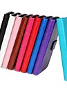 Case For Samsung Galaxy Samsung Galaxy Case Card Holder Wallet with Stand Flip Full Body Cases Solid Color PU Leather for S6 edge plus S6