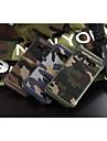 Pour Samsung Galaxy Coque Antichoc Coque Coque Arriere Coque Camouflage Polycarbonate pour Samsung J1 Grand Prime E7 E5 Core Prime