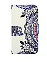 For Nokia Case Wallet / Card Holder / with Stand Case Full Body Case Elephant Hard PU Leather Nokia Nokia Lumia 635