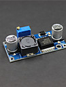 Adjustable DC~DC Boost Power Module Board - Light Blue + Black