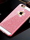 Coque Pour Apple iPhone 6 iPhone 6 Plus Strass Coque Brillant Dur PC pour iPhone 6s Plus iPhone 6s iPhone 6 Plus iPhone 6