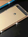 For Huawei Case P8 Case Cover Rhinestone Transparent Back Cover Case Solid Color Hard TPU for Huawei Huawei P8