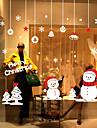 Рождество / Натюрморт / Мода / История / Праздник / Пейзаж / Геометрия Наклейки Простые наклейки,VINYL 76*75CM