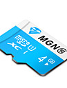 MGN originale classe 10 4gb Micro SD SDHC TF carte mémoire flash haute vitesse réelle