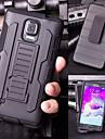 Capinha Para Samsung Galaxy Samsung Galaxy Note Com Suporte Capa traseira Armadura PC para Note 5 Note 4 Note 3
