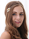 Women\'s Alloy Headband Flower