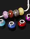 DIY Jewelry Resin 4 5 6 7 8 Round Shape Bead DIY Necklace Bracelet