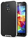 삼성 갤럭시 i9600의 S5에 대한 우수한 보호 격자 패턴 하이브리드 하드 케이스