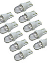 YouOKLight 10pcs T10 Car Light Bulbs Dip LED 60lm Turn Signal Light For universal