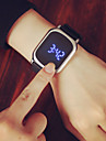 2016 Fashion LED Touch Screen Watch Luminous Light-Emitting Strap Students Lovers Watches (Assorted Color) Cool Watches Unique Watches