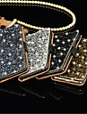 Luxury Bling Crystal Diamond Wallet Flip Card Case Cover for iPhone 6s 6 Plus