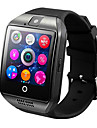 Smartwatch q18 com camera touch screen para telefone Android