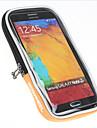 ROSWHEEL® Bike Bag 〈10LLBike Handlebar BagWaterproof / Rain-Proof / Waterproof Zipper / Dust Proof / Shockproof / Touch Screen / Phone