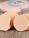 8PCS Dry And Wet Dual Purpose Make Up Powder Puff Cosmetic Beauty Care Makeup for Face