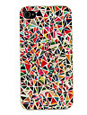 Capinha Para Apple iPhone X iPhone 8 iPhone 8 Plus Capinha iPhone 5 Estampada Capa traseira Estampa Geometrica Rigida PC para iPhone X