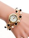Women\'s Bracelet Watch Quartz Casual Watch Alloy Band Analog Fashion Elegant Rose Gold One Year Battery Life / Jinli 377